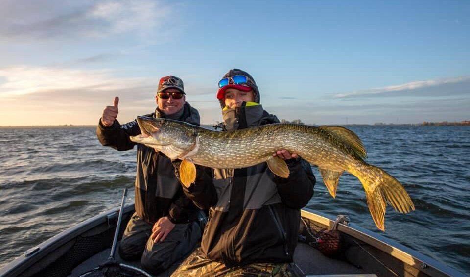 ufx fishing guide Johan